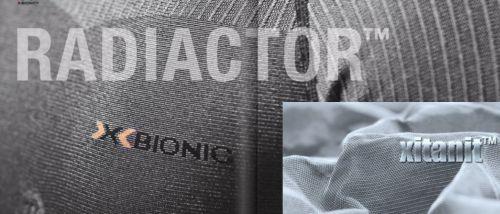 materiał XITANIT x-bionic