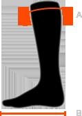 skarpety x-socks effektor rozmiary