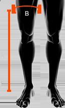 rozmiary nogawek męskich spodni x-bionic