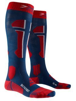 Skarpety X-SOCKS SKI PATRIOT 4.0 Norwegia